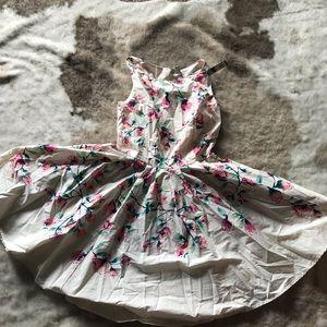 Lauren Conrad High Neck dress